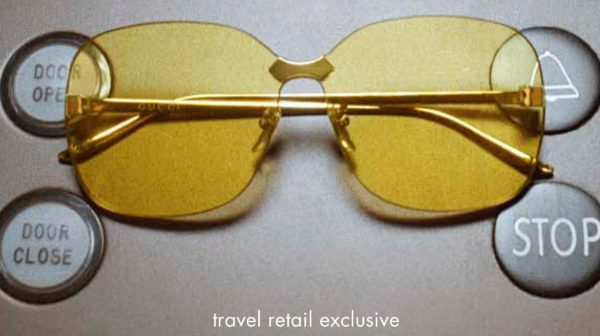 Eyewear Travel Retail Gucci