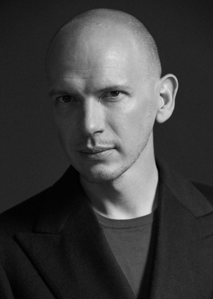 Norbert Stumpfl, Brioni Executive Design Director