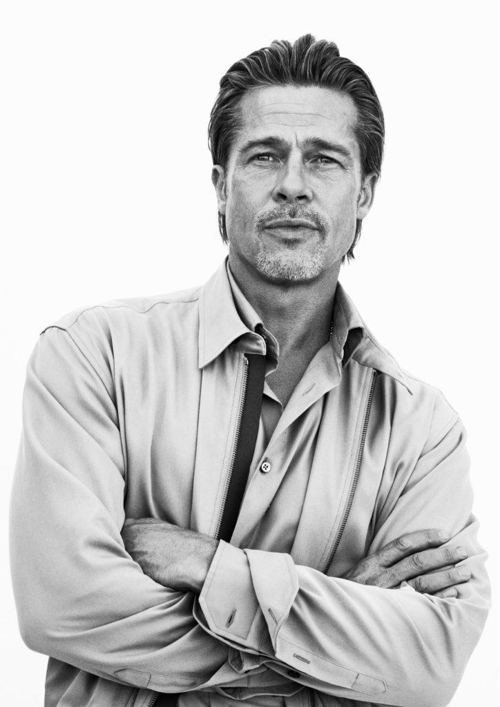 Brad Pitt - Brioni's New ambassador