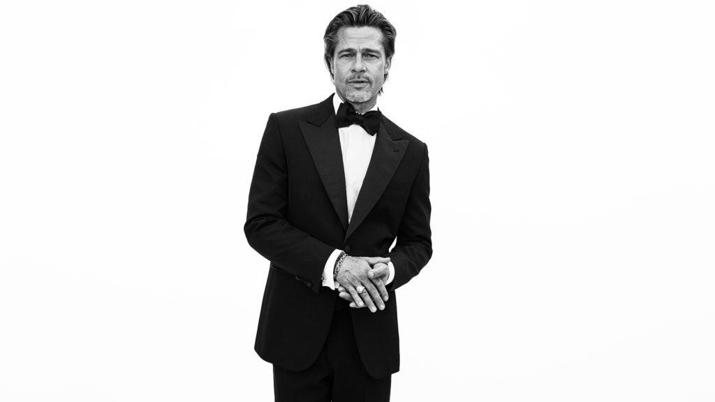 Brad Pitt - Brioni - Kering