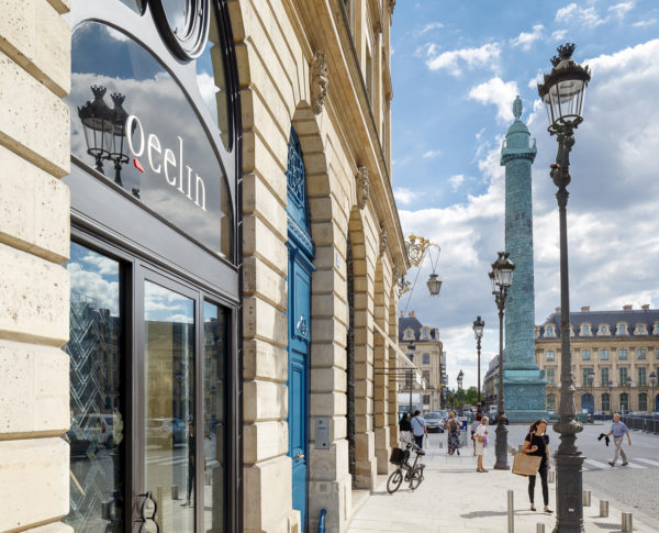 Qeelin on Place Vendôme: a flagship in the world center of Jewelry